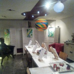 Soulpainting workshops | I-Releese