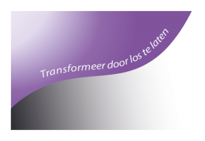 Transformeer door los te laten | I-Releese
